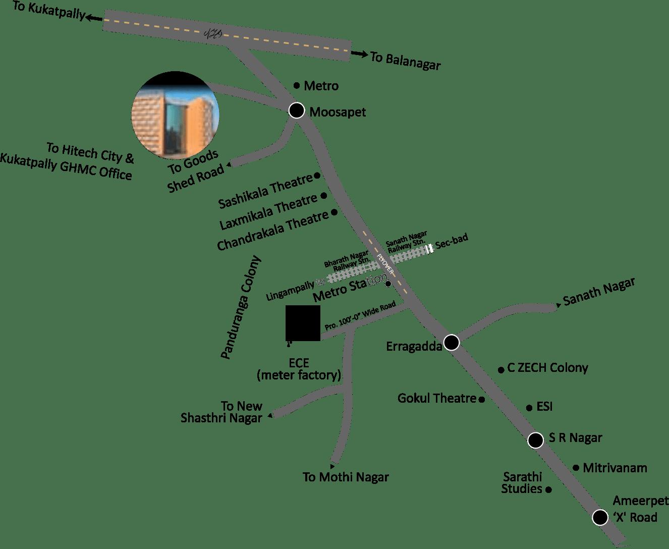 Shantiniketan landmarks